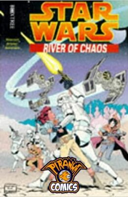 STAR WARS: RIVER OF CHAOS TP USED VERY GOOD BOXTREE