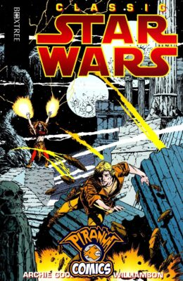 STAR WARS: CLASSIC STAR WARS BOOK 3 TP USED ACCEPTABLE BOXTREE