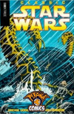 STAR WARS: CLASSIC STAR WARS BOOK 2 TP USED VERY GOOD BOXTREE