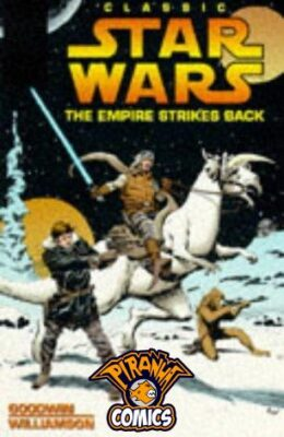 STAR WARS CLASSIC: THE EMPIRE STRIKES BACK TP USED VERY GOOD BOXTREE