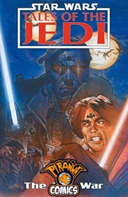 STAR WARS: TALES OF THE JEDI - THE SITH WAR TP USED GOOD BOXTREE