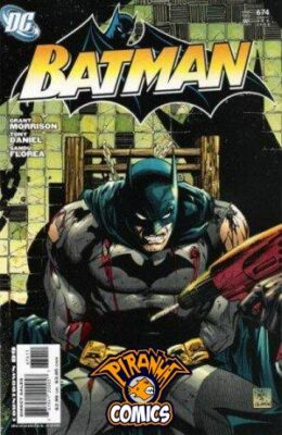 BATMAN #674 (1940) VF/NM DC