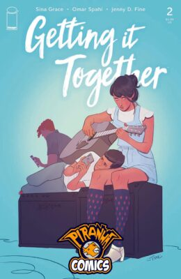 GETTING IT TOGETHER #2 (OF 4) PRE-ORDER 11/11/20 VF/NM IMAGE