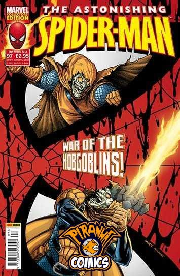 ASTONISHING SPIDER-MAN #97 (2009) VF/NM PANINI