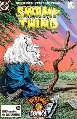 SWAMP THING #55 (1982) VF/NM DC