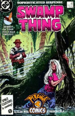 SWAMP THING #54 (1982) VF/NM DC