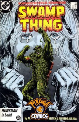 SWAMP THING #51 (1982) VF/NM DC
