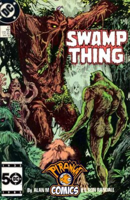 SWAMP THING #47 (1982) VF/NM DC