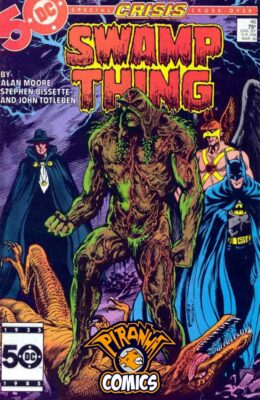 SWAMP THING #46 (1982) VF/NM DC