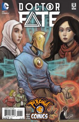 DOCTOR FATE #12 (2016) VF/NM DC