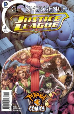 CONVERGENCE: JUSTICE LEAGUE #1 (2015) VF/NM DC