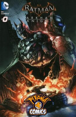 BATMAN: ARKHAM KNIGHT #0 (2015) VF/NM DC