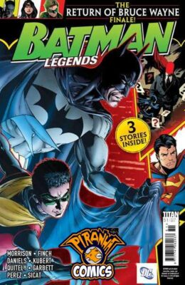 BATMAN: LEGENDS #51 (2007) FN/VF TITAN
