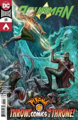 AQUAMAN #59 (2016) VF/NM DC