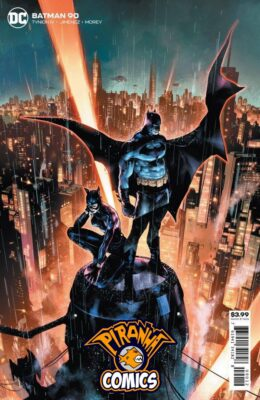 BATMAN #90 VAR ED 1ST APPEARANCE DESIGNER 2ND PTG (2016) VF/NM DC