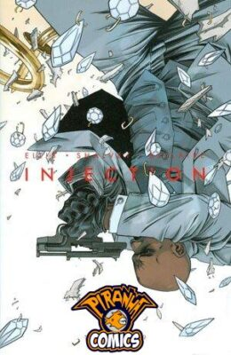 INJECTION #2 (2016) VF/NM IMAGE